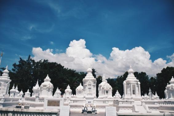 Tumbas reales de Chiang Mai